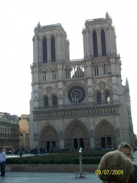 Notre Dame – Paris, France