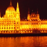 Historic Building in Budapest, Hungary