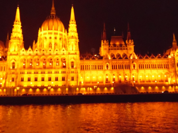 Parliament – Budapest, Hungary