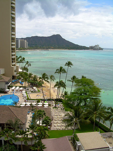 Diamond Head – Waikiki Beach