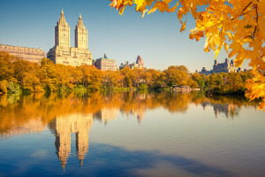 Fall Getaways Within the States