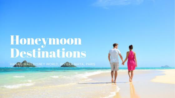 Four of the Best Honeymoon Destinations