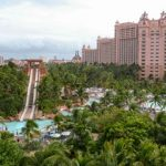 A picture of Atlantis in the Bahamas.